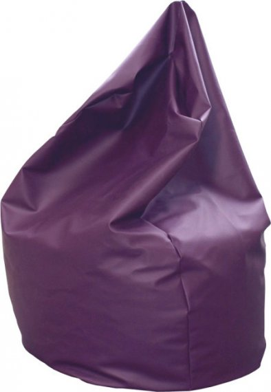 Tempo Kondela Sedací pytel BAG-VAK – fialový