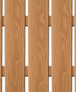 WPC široká plotovka 3D line Nextwood