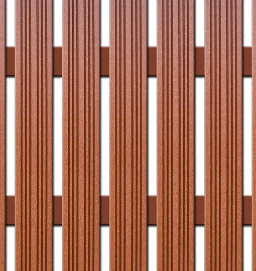WPC úzká plotovka Nextwood